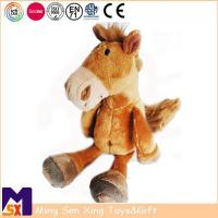 Buy cheap Stuffed Animal Plush Toys Cuddly Horse Soft Toy from wholesalers