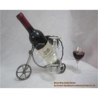 Buy cheap Wine Holder Bike-Bicycle-Wrought-Iron-Wine-Holder159 from wholesalers