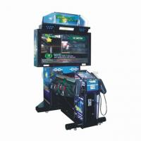 China 55 inch Ghost Squad gun shooting game machine on sale