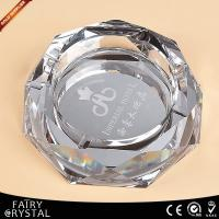 Buy cheap F4-Candle Holders Crystal Ashtray F15-02 from wholesalers