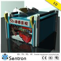 Professional 5D cinema equipment with special effect system.