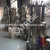 Buy cheap Newest 500L capacity used fermentation tanks for mushroom cultivation from wholesalers