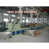 Buy cheap WPC Door Panel Extrusion Machine from wholesalers