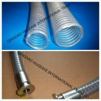 Buy cheap PVC SPRING HOSE from wholesalers