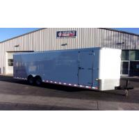 Buy cheap 2018 CHARMAC 100 X 28′ COMMERCIAL DUTY CARGO TRAILER from wholesalers