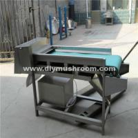 Buy cheap Automatic mushroom cutting machine from wholesalers
