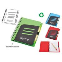 Buy cheap Eco Jotter with Pen from wholesalers