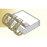 Buy cheap BESPOKE HANGING FILES Renz Ring Wire 2:1 Binding Elements Size A5 (16 loop) from wholesalers