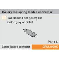 Buy cheap Blum Gallery Rod Spring Loaded Connector (D2) from wholesalers