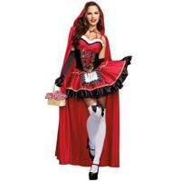 Buy cheap Dreamgirl Women's Little Red Riding Hood Costume, X-Large, from wholesalers