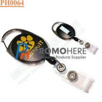 Buy cheap Lanyards&Badge Reels Durable Metal ID Badge Reels from wholesalers