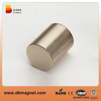 Buy cheap Free Sample N50 Cylinder Neodymium Magnet For Generator from wholesalers