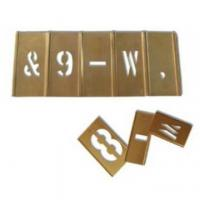 Wholesale Stencil Letter and Figure Sets from china suppliers