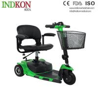 Buy cheap 3 Wheel Motorised Battery Powered Off Road Mobility Battery Operated Scooter IND505 from wholesalers