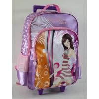 China Best Stylish School Rolling Backpack on sale