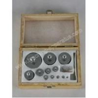Buy cheap Measuring instruments&tools Weight set, 1000 g from wholesalers