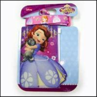 Buy cheap Cute Card Holder Purple Color Cute Logo Girl Neck Lanyards product