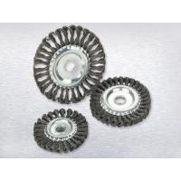 Wholesale Twisted wire wheel brushTwisted wire wheel brush from china suppliers