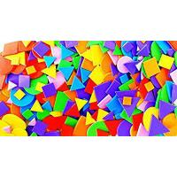Buy cheap Craft Foam Self Adhesive 200 pcs Assorted Colours and Shapes by Amazing Arts and Crafts from wholesalers