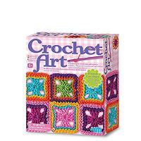 4M Crochet Art from Great Gizmos