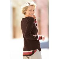 Buy cheap pure lambswool jumper (WOJ) from wholesalers