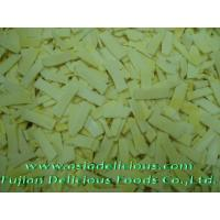Buy cheap IQF Vegetables IQF Bamboo Shoots Slices from wholesalers