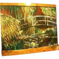 Buy cheap Art Wall Fountains Japanese Bridge Wall Fountain from wholesalers
