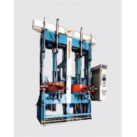 SCP100 Frame Type PCR Hydraulic Curing Press