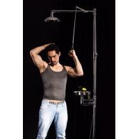 Buy cheap STAINLESS STEEL EMERGENCY SHOWER & DOUBLE OUTLET EYE WASH from wholesalers