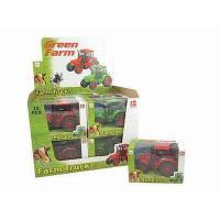 Sprayed Friction Farmer Truck