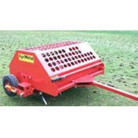 Buy cheap AgriMetal Turf Aerator Core Plugger Aerator Pull-Tow Type FA-600TW from wholesalers