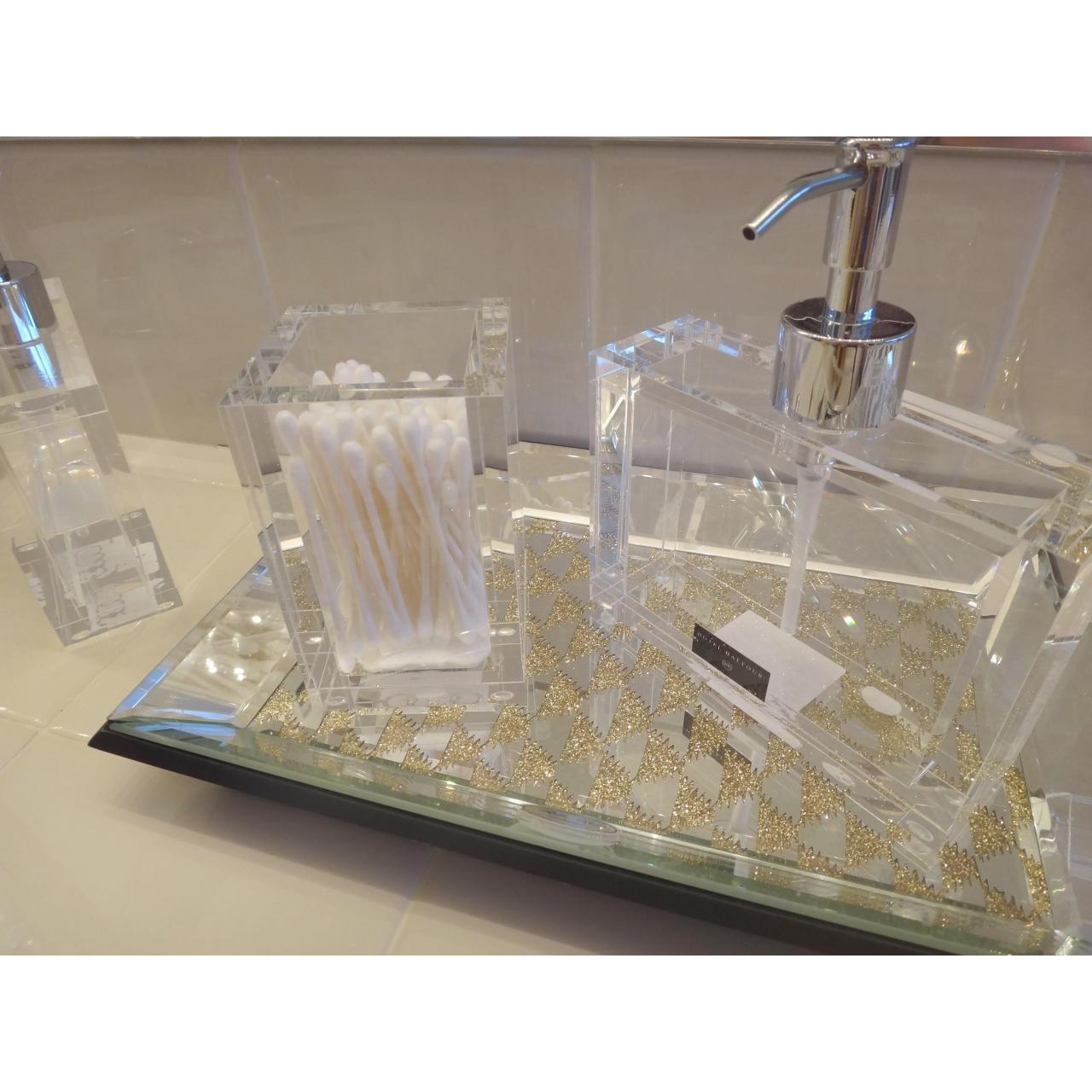 Buy cheap acrylic bathroom accessories from wholesalers