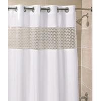 Buy cheap long hookless shower curtain from wholesalers