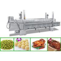 Full Automatic Frying Line of Heat Condu...
