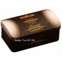 Wholesale Basilur Tea Speciality Classics - Earl Grey Foil Enveloped 20 Tea Bags in Tin Caddy from china suppliers