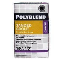 Buy cheap 25LB LT SMOKE TILE GROUT from wholesalers