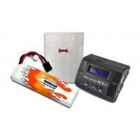 Buy cheap LiPo Battery Packs MaxAmps Hard Case LiPo 9000XL 7.4V RTR Kit for Slash from wholesalers