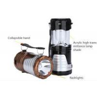 Buy cheap Solar Lights Solar Lantern Electric Camping Tent Lights from wholesalers