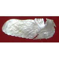 Buy cheap mother of pearl hairclip tile from wholesalers