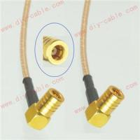 Wholesale SMB female right angle to SMB female right angle RG316 cable jumper pigtail 15cm from china suppliers