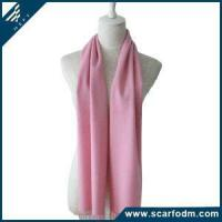 Buy cheap LUXURY Women Oversized Cashmere Wool Solid Pashmina Scarf Wraps Warm Blanket Scarves from wholesalers