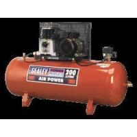 Buy cheap 200LTR LOW-NOISE BELT DRIVE COMPRESSOR QTY 1 from wholesalers