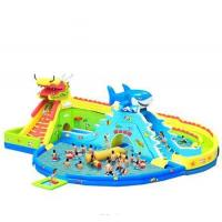 Buy cheap giant inflatable floating water slide,water slide manufacturer,inflatable bouncer slide from wholesalers