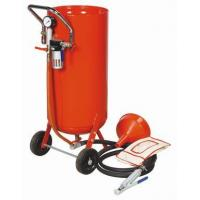 Buy cheap DJ-RA10 Roll-About Pressure Sandblaster from wholesalers
