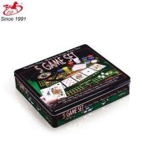 Wholesale tin box for board games / board game storage boxes from china suppliers