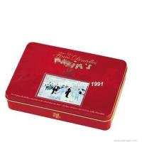 custom printed cosmetic,cookie tin boxes