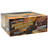 Buy cheap Bars Worldwide Sport Nutritional Supplements Pure Protein Bar Chocolate Deluxe 12 ea from wholesalers
