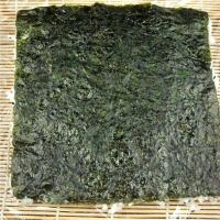 Buy cheap Grade B Sushi Nori Sheets with Full Cut Size for Sushi Roll from wholesalers