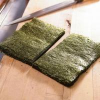 Wholesale Grade A Sushi Nori Sheets with Half Cut Size for Sushi Roll from china suppliers
