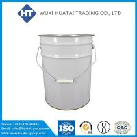 Buy cheap 20L Metal Paint Tin Bucket with Lid from wholesalers
